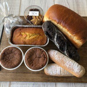 2月限定パンとお菓子の詰め合わせセット
