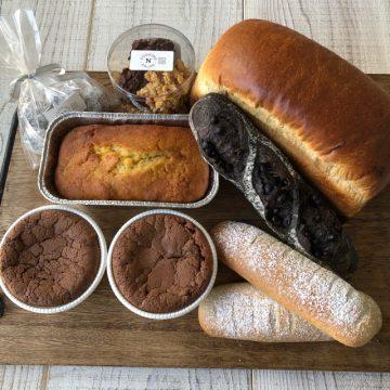 2月限定パンとお菓子の詰め合わせセットを焼きました!