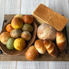 朝に楽しむパン詰め合わせセット2月25日を焼きました!