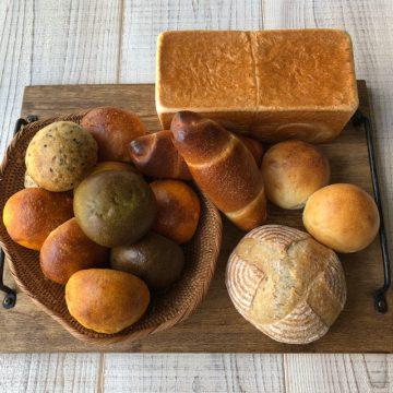 朝に楽しむパン詰め合わせセット3月26日を焼きました!