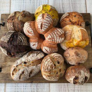 ハード系のパン詰め合わせセット