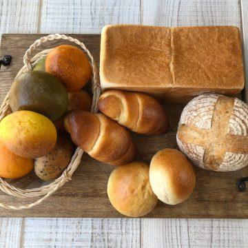 朝に楽しむパン詰め合わせセット4月30日を焼きました!