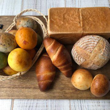 朝に楽しむパン詰め合わせセット7月6日を焼きました