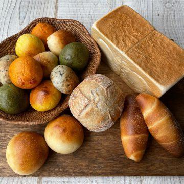 朝に楽しむパン詰め合わせセット8月20日を焼きました
