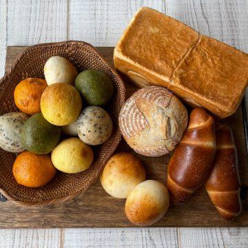 朝に楽しむパン詰め合わせセット9月24日を焼きました