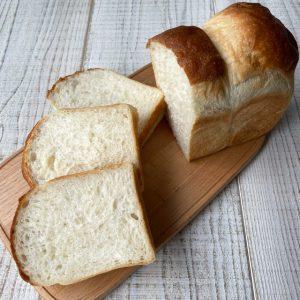 イギリスパン断面