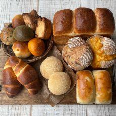 イベントで人気のパン詰め合わせセット9月14日を焼きました!